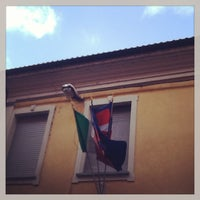 Photo taken at Scuola Media Cavour by Mico on 2/22/2013