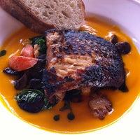 Photo taken at Alba Restaurant by Ray J. on 4/19/2013