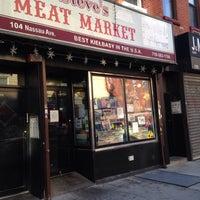 Steve 39 s meat market butcher in greenpoint for Steve s garden market