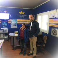 Photo taken at British American Tobacco Tire Depo by Engin L. on 2/18/2017