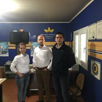 Photo taken at British American Tobacco Tire Depo by Engin L. on 2/24/2017