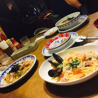 Photo taken at Jolly Pasta 東住吉店 by にっぱー on 9/4/2017