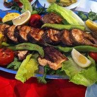 Photo taken at Değirmende Canlı Alabalık Restaurant by Gizem K. on 4/22/2013