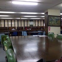 Photo taken at UERM Library by Kaila D. on 2/6/2013