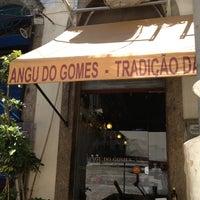 Foto tirada no(a) Angu do Gomes por Luciano S. em 12/5/2012