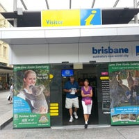 Photo taken at Brisbane Visitor Information Centre by Michael K. on 9/30/2012