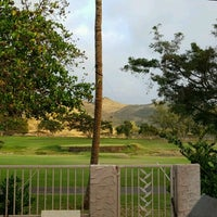 Photo taken at Hawaii Kai Golf Course by Michael K. on 1/31/2017
