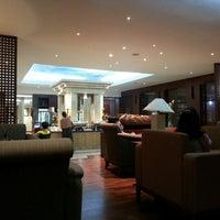 Photo taken at Premier Lounge by Michael K. on 7/21/2013