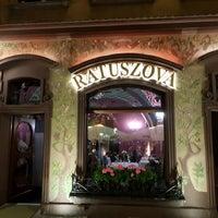 Photo taken at Restauracja Ratuszova by Michael K. on 9/30/2017