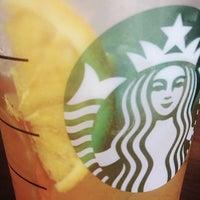 Photo taken at Starbucks by Jordan C. on 5/12/2014
