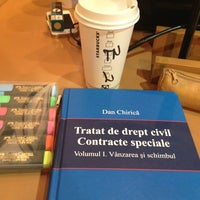 Photo taken at Starbucks by Rad A. on 1/7/2013