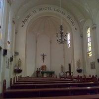 Photo taken at Kapel Hati Kudus Yesus by Iwan S. on 7/3/2014