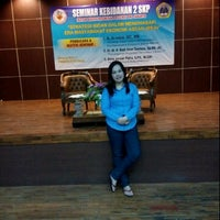 Photo taken at Gedung BKKBN Pusat by Irma Verawaty L. on 1/23/2016