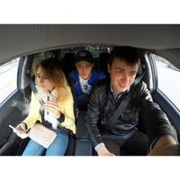 Photo taken at Автобус № 22т by Evgeny S. on 9/23/2014