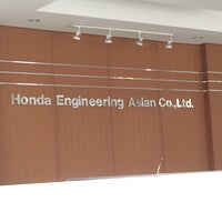Photo taken at Honda Automobile (Thailand) Co.,Ltd. by Buay Chairoj T. on 8/4/2014