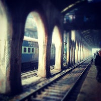 Photo taken at Ghaziabad Railway Station by anshul t. on 12/24/2012