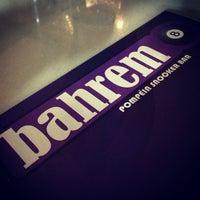 Foto tirada no(a) Bahrem Pompéia Snooker Bar por Bárbara D. em 4/14/2013