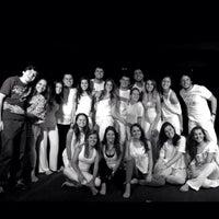 Photo taken at Teatro Garagem by Bárbara D. on 4/20/2013