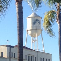 Photo taken at Paramount Studios by Nancy H. on 9/23/2013