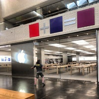 Photo taken at Apple NorthPark Center by Gabriela D. on 6/23/2013