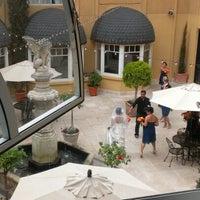 Photo taken at Lafayette Park Hotel & Spa by Gabriela D. on 10/21/2012
