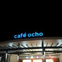 Photo taken at Café Ocho by Eliette V. on 1/5/2014
