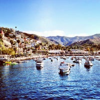 Photo taken at Santa Catalina Island by Kristofer V. on 6/22/2013