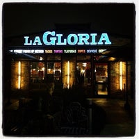 Photo taken at La Gloria by Michael C. on 3/8/2013
