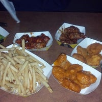 Photo taken at Buffalo Wild Wings by Ramona M. on 2/23/2013