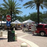 Photo taken at West Palm Beach Green Market by tara d. on 5/25/2013
