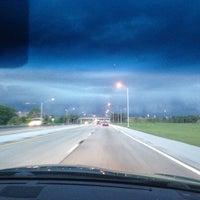 Photo taken at Florida's Turnpike & Okeechobee Rd (SR-70) by tara d. on 6/14/2014