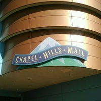 Photo taken at Chapel Hills Mall by Jay B. on 11/13/2012