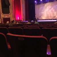 Photo taken at Paramount Center For The Arts by Patricia H. on 1/17/2016