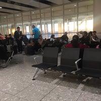 Photo taken at Gate 8 by Khaled A. on 7/2/2018