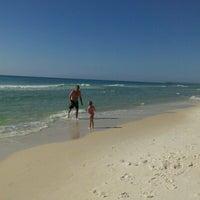 Photo taken at Panama City Beach Public Access #39 by Ann R. on 12/2/2012