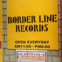 5/7/2015にTakeda K.がボーダーラインレコーズ 福岡本店で撮った写真