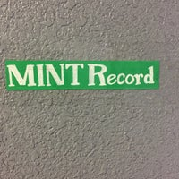 Photo taken at MINT Record by Takeda K. on 2/29/2016