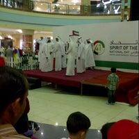 Photo taken at Al Raha Mall by ∫∞π∞ ₰คร๓ѯѯท ∞π∞∫ ™. on 11/30/2012