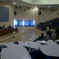 Photo taken at Fakultas Teknologi Informasi by Myrel H. on 11/28/2012