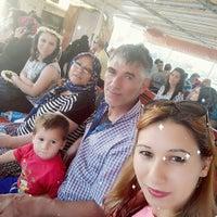 Photo taken at eminönü vapur iskelesi by Ceyda Mehmet T. on 9/16/2016