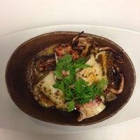 4/21/2013 tarihinde Burcu G.ziyaretçi tarafından Adres Balık Restoran'de çekilen fotoğraf