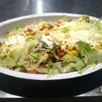 Photo taken at Chipotle Mexican Grill by Valentino R. on 10/29/2012