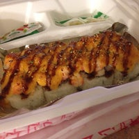 Photo taken at DelSushi by Vicky C. on 12/3/2014