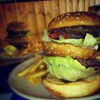 Photo taken at Yes Burger by Libor K. on 9/14/2012