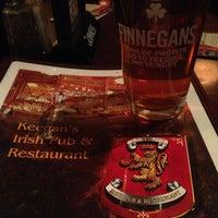 Photo taken at Keegan's Irish Pub by Angie L. on 1/18/2013