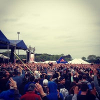 Photo taken at Soundset by Angie L. on 5/27/2013