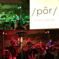 Photo taken at /pôr/ Wine House by Andrew V. on 6/18/2016