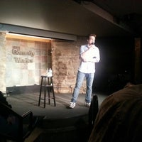 Photo taken at Comedy Works Downtown in Larimer Square by Andrew V. on 6/3/2013