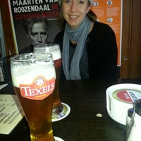 Photo taken at Eetcafé Rosereijn by Andrew V. on 1/13/2013