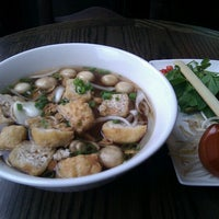 Photo taken at Pho by Ashley N. on 10/21/2012